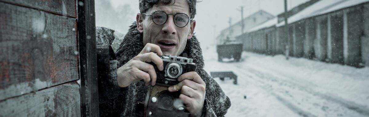 James Norton In Mr Jones Signature Entertainment 7Th Feb