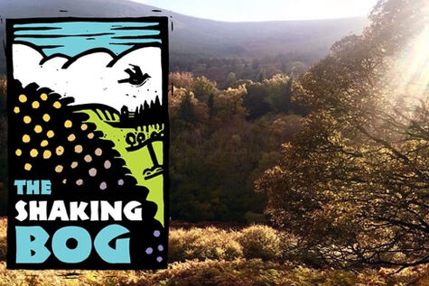 The Shaking Bog Podcast Bts Banner