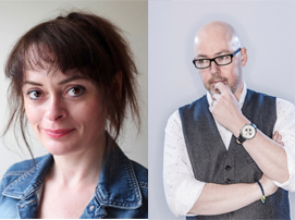 An Evening with John Boyne & Jess Kidd