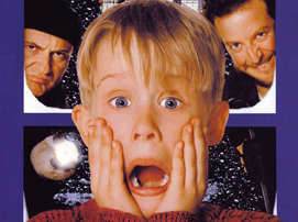 Home Alone (Cert: PG)