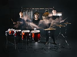 Bangers and Crash Percussion Group