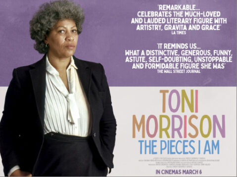 Online Cinema Screening: Toni Morrison - The Pieces I Am