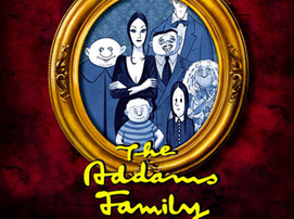 The Addams Family…The Musical